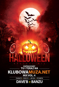 KlubowaMuza.net - Halloween 2013 - Mix vol. 4