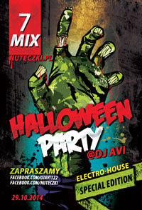 Mix vol. 7 Halloween Party - Nuteczki.pl