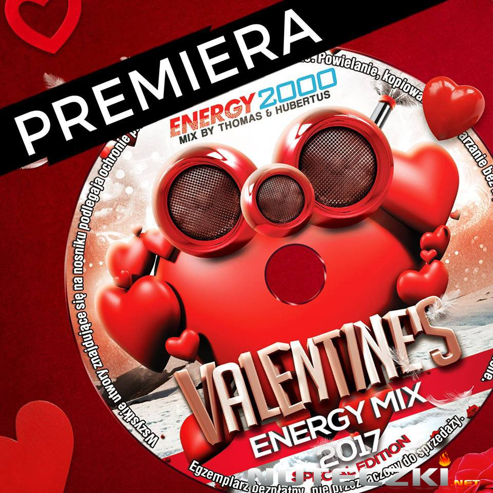 Energy Mix Valentine (Special Edition) 2017