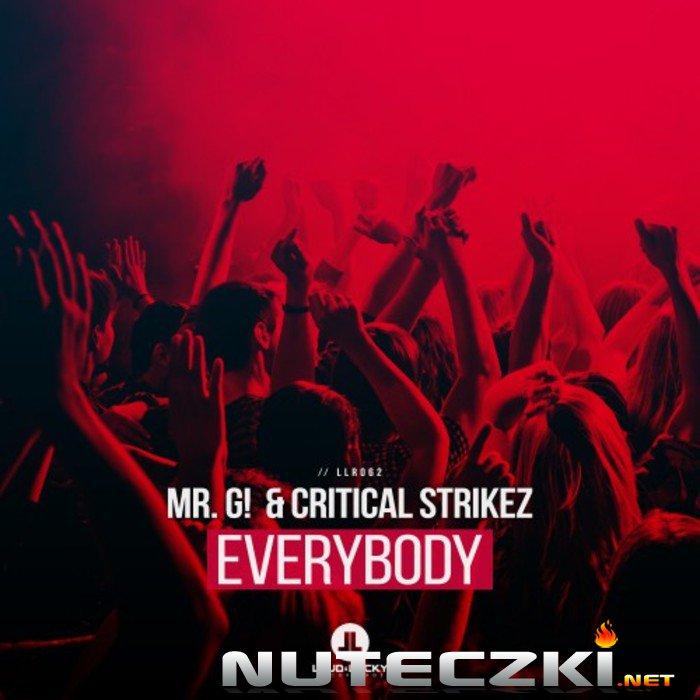 Mr. G! & Critical Strikez - Everybody (Original Mix)