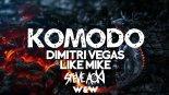 Dimitri Vegas & Like Mike, Steve Aoki vs W&W - Komodo (Extended Mix)
