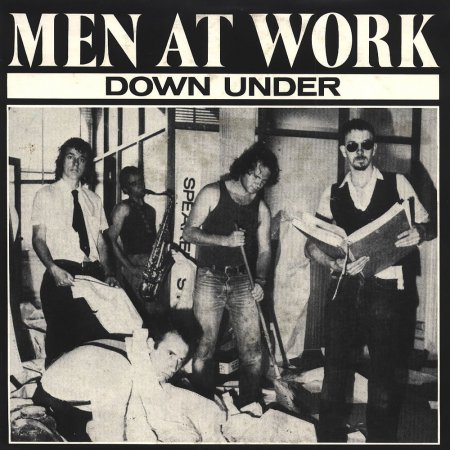 Men At Work - Down Under (SOUNDCHECK Remix)