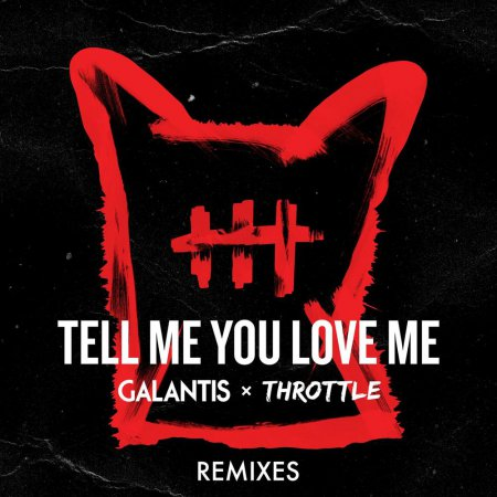 Galantis & Throttle - Tell Me You Love Me (Dropgun Remix)
