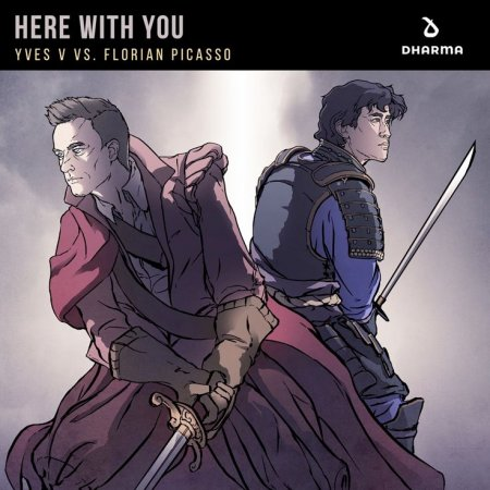 Yves V X Florian Picasso - Here With You (Extended Mix)