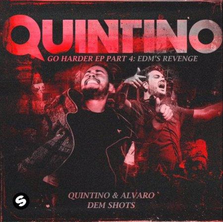 Quintino & Alvaro - Dem Shots (Extended Mix) скачать бесплатно и слушать онлайн