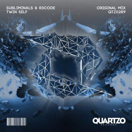 Subliminals & R3code - Twin Self (Extended Mix)
