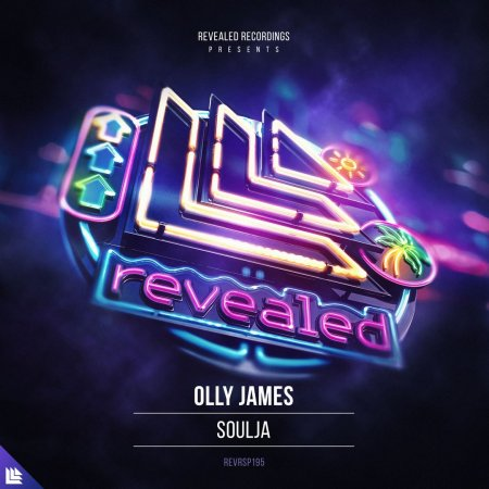 Olly James - Soulja (Extended Mix)