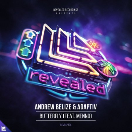 Andrew Belize & Adaptiv feat. Menno - Butterfly (Extended Mix)