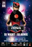 Klub Luna (Lunenburg, NL) - Nightomania Vol.11 (21.04.2018)