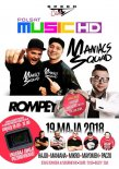 Speed Club (Stare Rowiska) - POLSAT MUSIC HD pres. Koncert ROMPEY (19.05.2018)