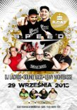 Speed Club (Stare Rowiska) - B-Day Party MANIACS SQUAD (29.09.2018)