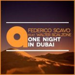 Federico Scavo, Walter Scalzone - One Night in Dubai(Original Mix)
