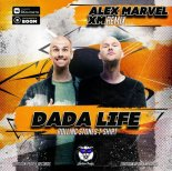 Dada Life - Rolling Stones T-Shirt (Alex Marvel & XM Remix) (Radio Edit)