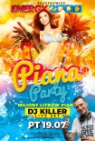 Energy 2000 (Przytkowice)  PIANA PARTY Vol. 2 ★ DJ KILLER (19.07.2019)
