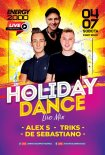 Energy 2000 (Katowice) - HOLIDAY DANCE ★ Alex S Triks De Sebastiano [FB LIVE] (04.07.2020)